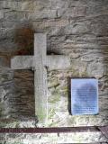 Krzyż w kapliczce na Śnieżce