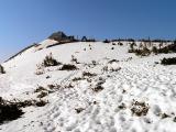 Po śniegu na Szrenicę