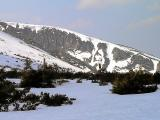 Śnieg w Śnieżnych Kotłach