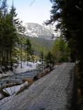 Droga z Pecu na Śnieżkę