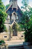 Kapliczka koło Bachusa